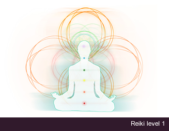 Reiki level 1 and introduction to chakras