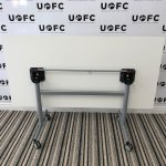 UOFC-White-flip-top-table-on-wheels-2