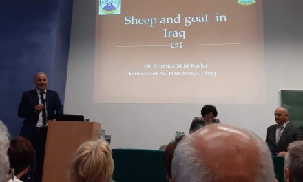 جامعة الحمدانية تشارك بمؤتمر دولي في بولندا