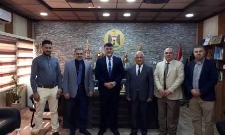 اللجنة الوزارية للتصنيف الوطني في رحاب جامعة الحمدانية