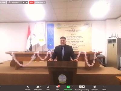 جامعة الحمدانية وبالتعاون مع شركائها الأكاديميين تقيم ملتقى النشاطات الطلابية الأول 2020 الكترونياً