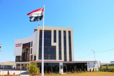 جامعة الحمدانية تنهي استعدادتها لإجراء الامتحان التنافسي للمتقدمين للدراسات العليا للعام الدراسي ٢٠٢١-٢٠٢٢