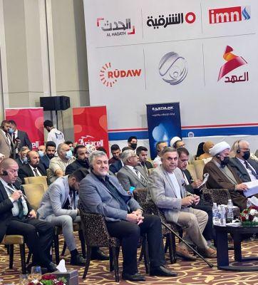 جامعة الحمدانية تشارك بملتقى الرافدين في العاصمة بغداد بشراكة 25 مؤسسة عالمية