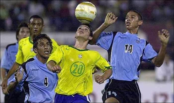 foquinha vs uruguay