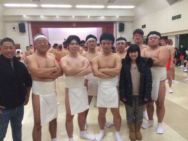 2019年会津坂下町の大俵引きに参加しました!
