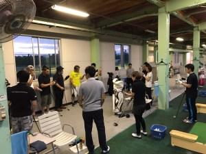 7月交流例会~初心者大歓迎!ゴルフ練習で交流しよう~