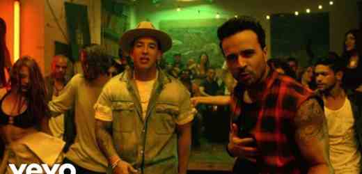 Luis Fonsi – Despacito ft. Daddy Yankee(慢慢來)