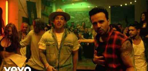 Luis Fonsi – Despacito ft. Daddy Yankee(慢慢來)