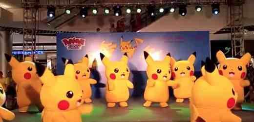 Pikachu Song — Pokemon Go | 皮卡丘之歌 精靈寶可夢