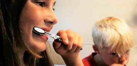 堅持早晚刷牙的四大好處,口腔健康,身體才健康!