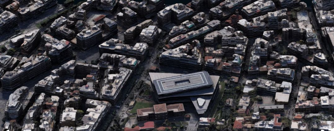 Athens_City_Model_Textured_4