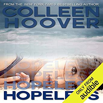 #AudibleReview~~Hopeless by @colleenhoover #5BlushAlert #DualReview