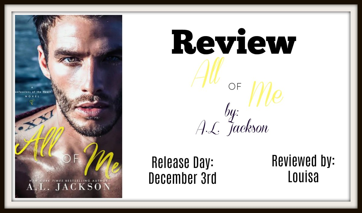 #ItsLive #Review ~~ All Of Me by @aljacksonauthor
