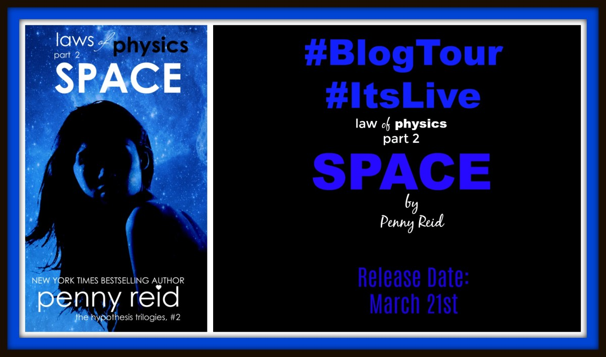 Blog Tour ~~ Space by Penny Reid