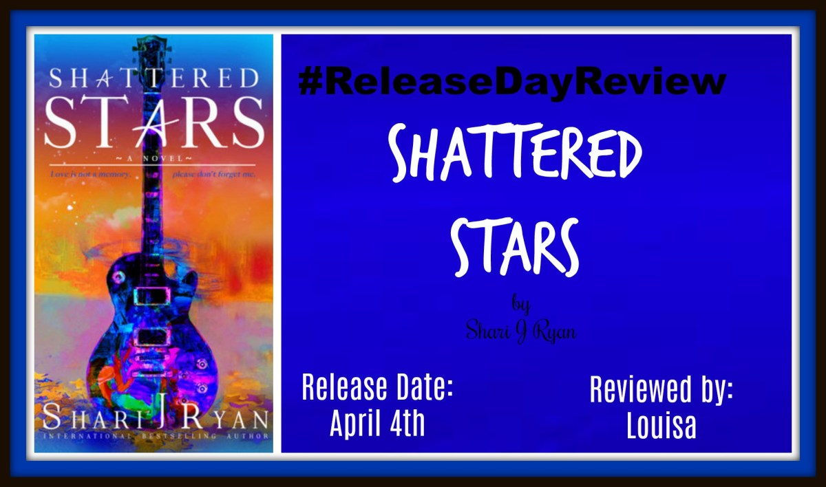 #ReleaseDayReview ~~ Shattered Stars @sharijryan