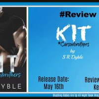 #Review #CarsonBrothers #DebutAuthor~~ Kit (Carson Brothers #1) by @AuthorSRDyble