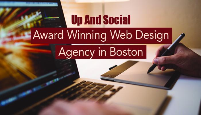 Award Winning Web Design Agency in Boston