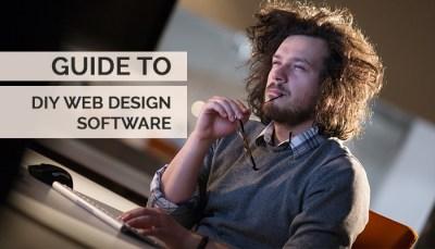 DIY Web Design Software