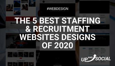 The 5 Best Staffing & Recruitment Websites Designs of 2020