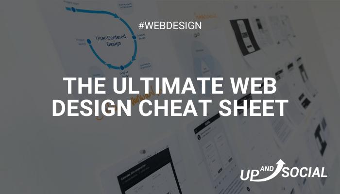 The Ultimate Web Design Cheat Sheet