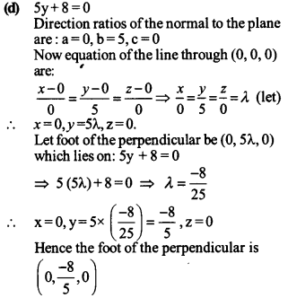 UP Board Solutions for Class 12 Maths Chapter 11 Three Dimensional Geometry image 43
