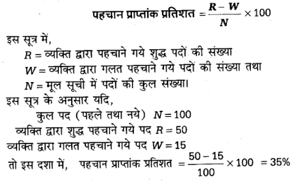 UP Board Solutions for Class 12 Psychology Chapter 4 Memory and Forgetting 1