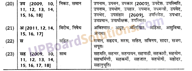UP Board Solutions for Class 10 Hindi उपसर्ग img-5