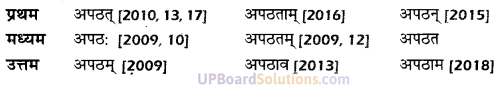 UP Board Solutions for Class 10 Hindi धातु-रूप img-25
