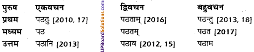 UP Board Solutions for Class 10 Hindi धातु-रूप img-26