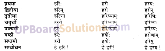 UP Board Solutions for Class 10 Hindi शब्द-रूप img-6