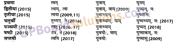UP Board Solutions for Class 10 Hindi शब्द-रूप img-10