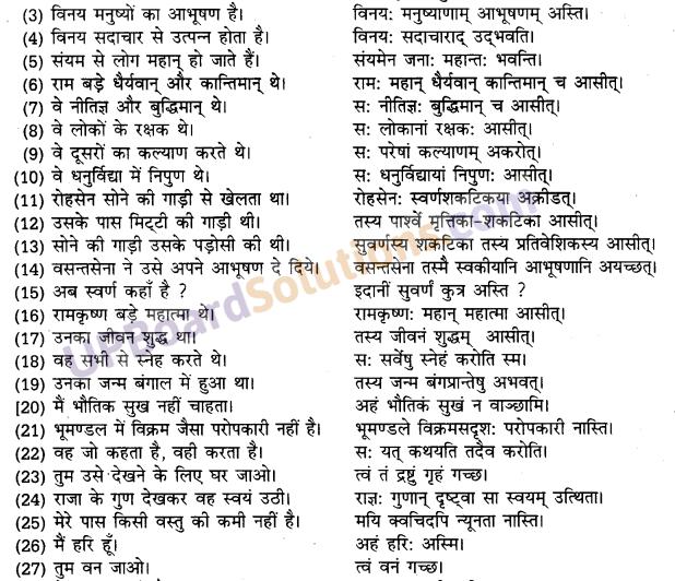 UP Board Solutions for Class 10 Hindi हिन्दी-संस्कृत अनुवाद img-24