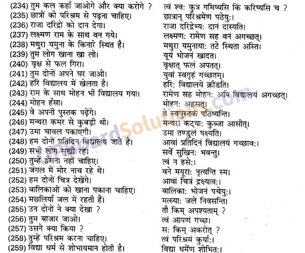 UP Board Solutions for Class 10 Hindi हिन्दी-संस्कृत अनुवाद img-33