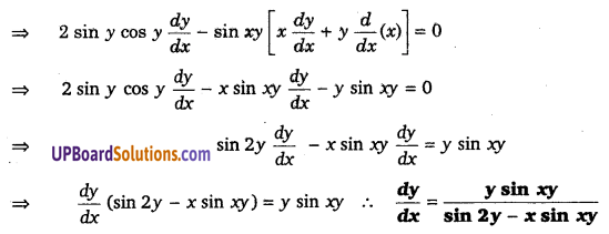 UP Board Solutions for Class 12 Maths Chapter 5 Continuity and Differentiability image 90