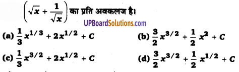 UP Board Solutions for Class 12 Maths Chapter 7 Integrals image 28