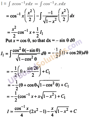 UP Board Solutions for Class 12 Maths Chapter 7 Integrals image 265