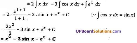 UP Board Solutions for Class 12 Maths Chapter 7 Integrals image 21