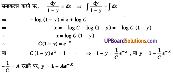 UP Board Solutions for Class 12 Maths Chapter 9 Differential Equations image 41