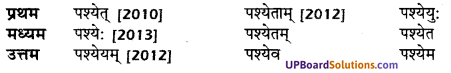 UP Board Solutions for Class 10 Hindi धातु-रूप img-22
