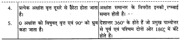 UP Board Solutions for Class 11 Geography Practical Work in Geography Chapter 3 Latitude, Longitude and Time(अक्षांश, देशांतर और समय) img 2