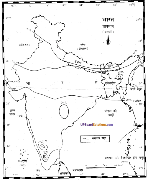 UP Board Solutions for Class 11Geography Indian Physical Environment Chapter 7 Natural Hazards and Disasters (प्राकृतिक संकट तथा आपदाएँ) img 12