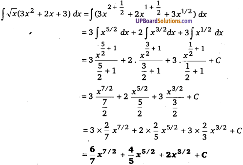 UP Board Solutions for Class 12 Maths Chapter 7 Integrals image 20