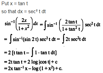 UP Board Solutions for Class 12 Maths Chapter 7 Integrals image 285