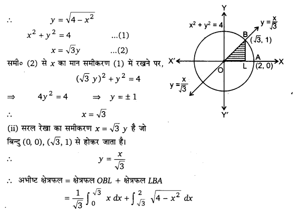 UP Board Solutions for Class 12 Maths Chapter 8 Application of Integrals image 6