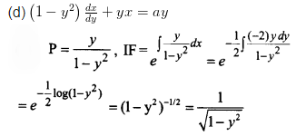 UP Board Solutions for Class 12 Maths Chapter 9 Differential Equations image 141
