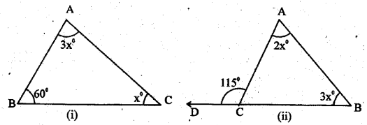 UP Board Solutions for Class 6 Maths Chapter 13त्रिभुज 13f 2