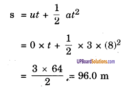 UP Board Solutions for Class 9 Science Chapter 8 Motion image -11