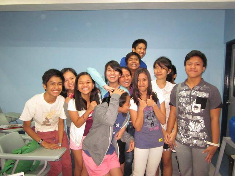 UPCAT Review Naga students