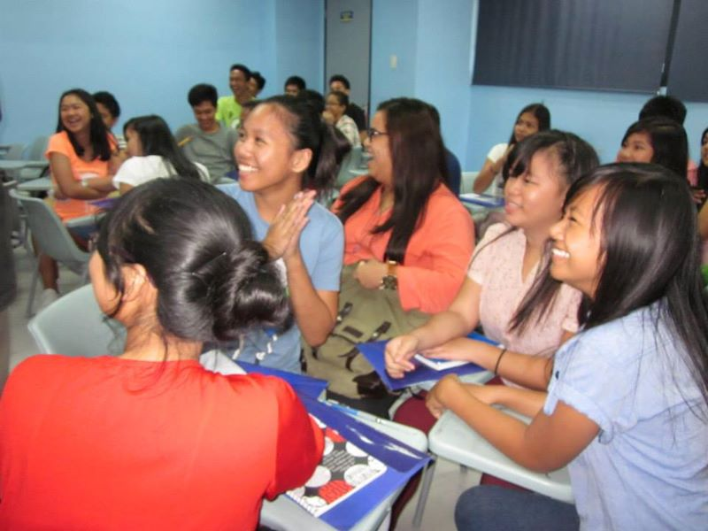 upcat review class activities