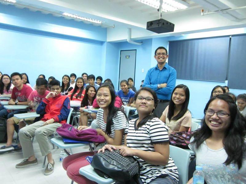 upcat review naga class